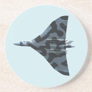 Vulcan bomber in flight coaster