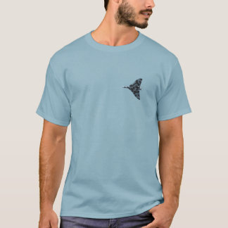 Vulcan bomber in flight T-Shirt