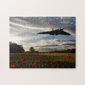 Vulcan History Jigsaw Puzzle