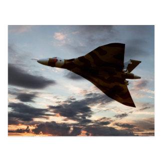 Vulcan Icon Postcard