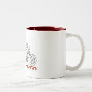 Vulcanized Mug