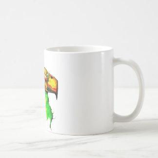 vulture-chicken coffee mug