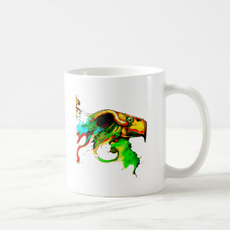 vulture-chicken mugs