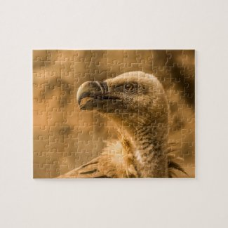 Vulture Jigsaw Jigsaw Puzzle