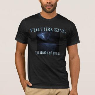 Vulture King Birth of Night Album T-Shirt