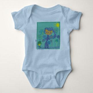 Vulture Kulture® Baby Jersey Body Suit Baby Bodysuit