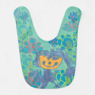 Vulture Kulture® Kid Art Baby Bib