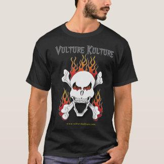 Vulture Kulture Skull & Crossbones t-shirt