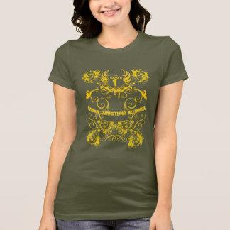 Vulture Skulls Girlie T-Shirt