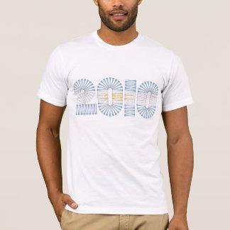 Vuvuzela 2010 - Argentina Colors T-Shirt