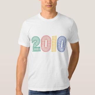 Vuvuzela 2010 - South Africa Colors Tshirt