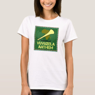 Vuvuzela Anthem Shirt (female)