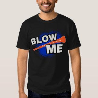 Vuvuzela Blow Me Soccer Shirt