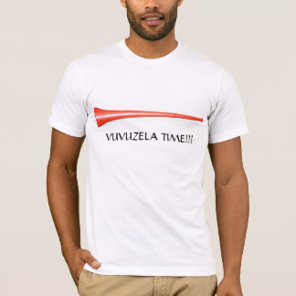 VUVUZELA TIME!!! T-Shirt