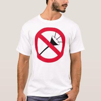 vuvuzela-verboten2 T-Shirt