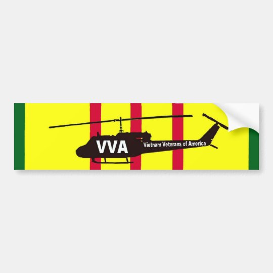 VVA bumper Bumper Sticker