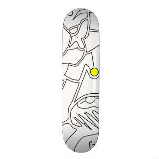 Vyln Skateboard 13 sketch version