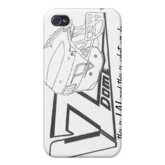 VZdome Cover For iPhone 4