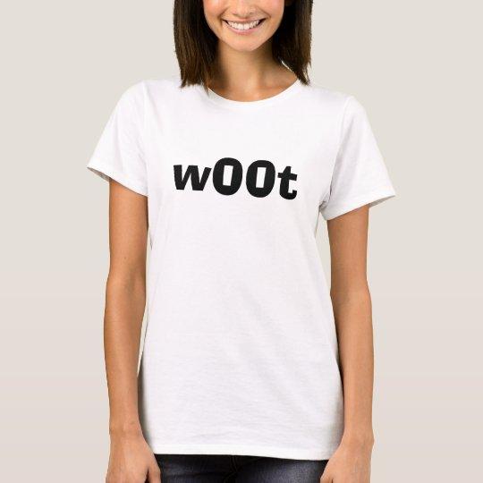 w00t shirt