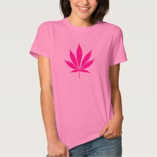 W06 Pot Leaf T-Shirt