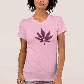 W07 Pot Leaf T-Shirt