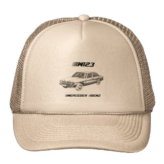 W123 Hat
