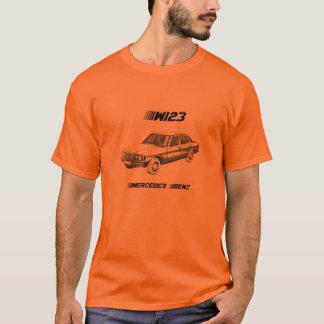 W123 Mercedes Benz T-Shirt