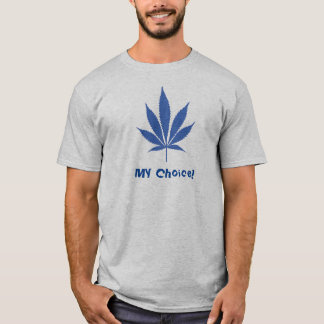 W14 Pot Leaf T-Shirt