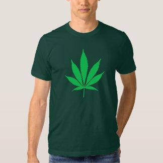 W15 Pot Leaf T-Shirt