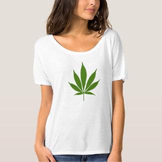W16 Weed Leaf T-Shirt