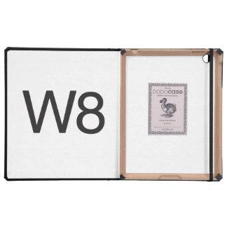 W8.ai iPad Covers