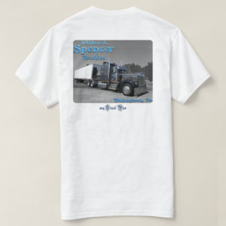 W. A. Spencer Trucking #1 (logo front) T-Shirt