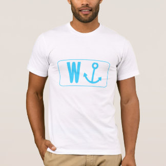 w anchor T-Shirt