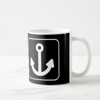 W Anchor Wanchor Funny Gift Coffee Mug