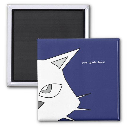 W-CAT MAGNET