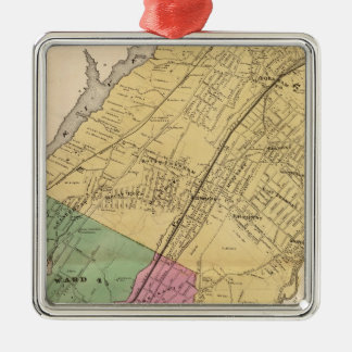 W Farms, Morrisania Christmas Ornament