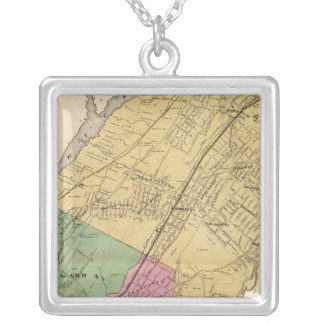 W Farms, Morrisania Silver Plated Necklace