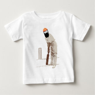 w g grace cricketer vintage baby T-Shirt