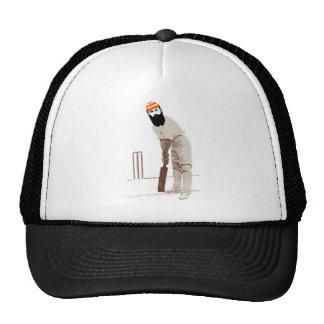 w g grace cricketer vintage cap