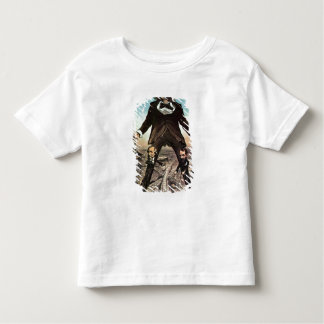 W.H. Vanderbilt as a 'Colossus of Roads' Toddler T-Shirt