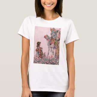 W Heath Robinson Illustration Bill the Minder T-Shirt