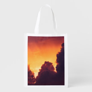 w in weather reusable grocery bag