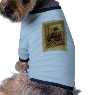 W.j. Scanlan Retro Theater Doggie Tshirt