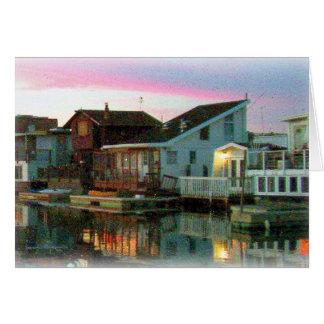 W. Kappas Marina, Sausalito 2007 Card