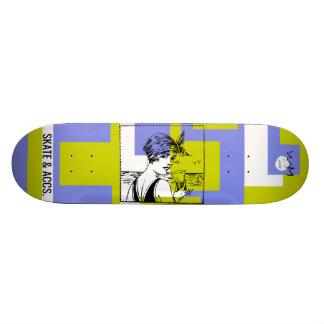 W.M. Skateboard Deck - Vintage Edition