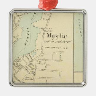 W Mystic, Mystic Christmas Ornament