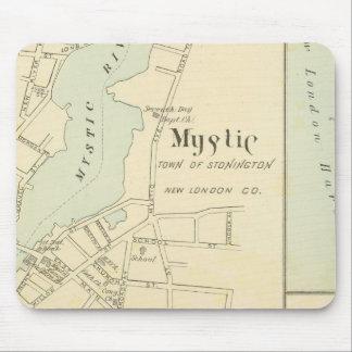 W Mystic Mystic Mousepads