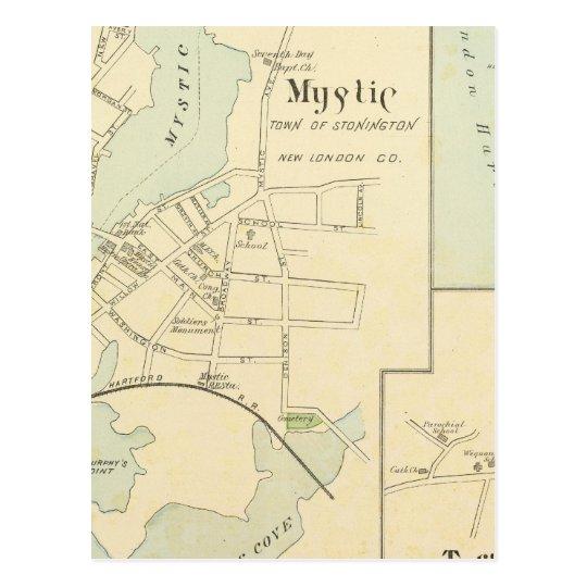 W Mystic, Mystic Postcard