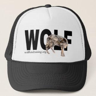 W.O.L.F. Trucker Hat