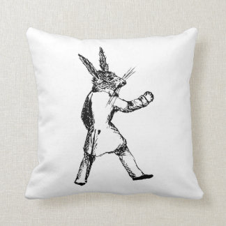 W. Rabbit Esq. Cushion